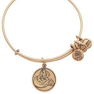 💎RETIRED Alex and Ani Rapunzel Bracelet - gold